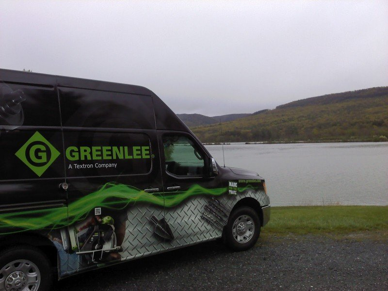 On the Road with Greenlee