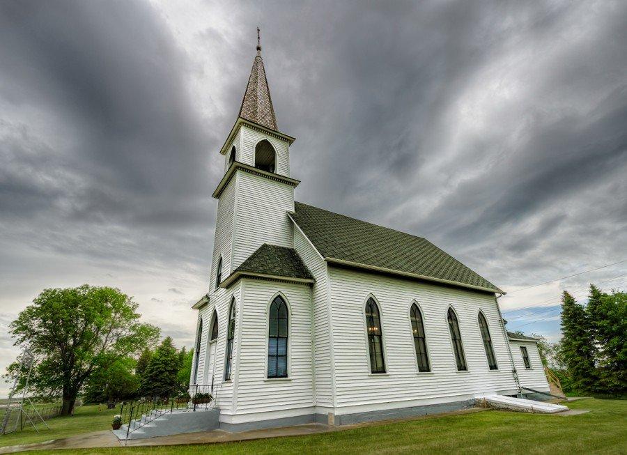 Church Grand Forks William Woodward