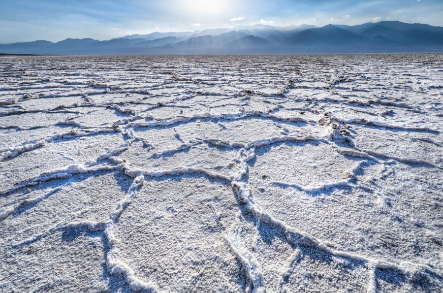 The Flats of Badwater Basin