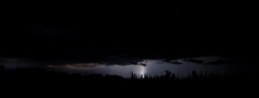 Wide Lightning Illinois William Woodward
