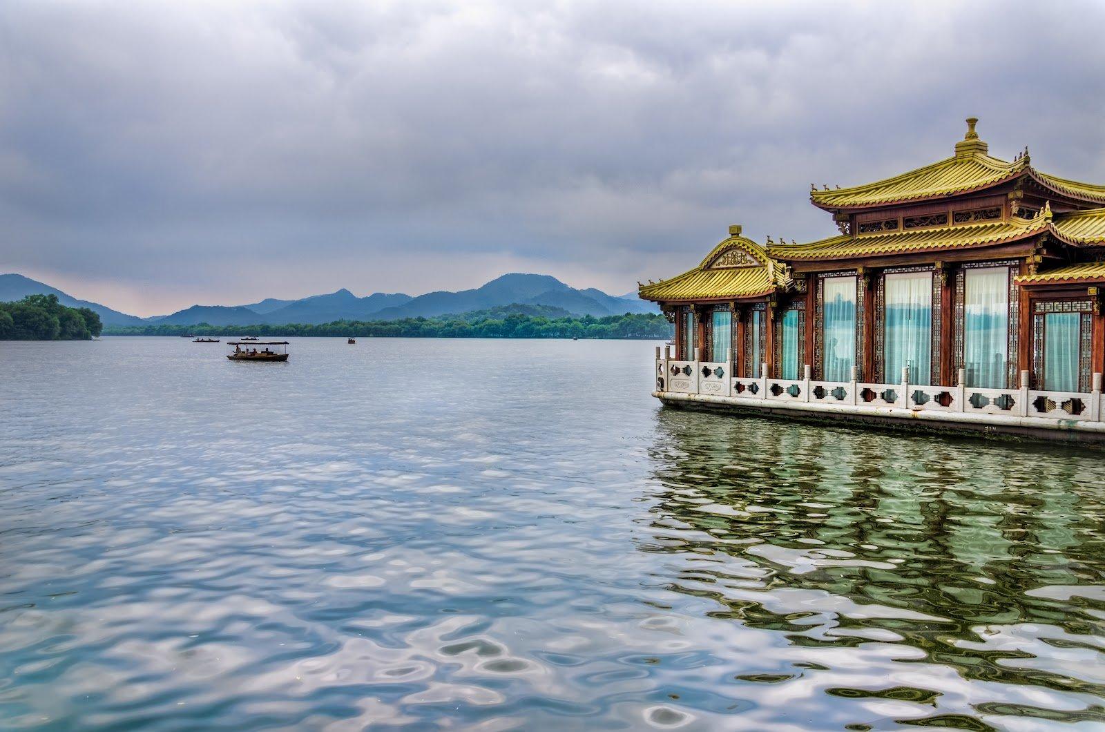 West Lake Restaurant China