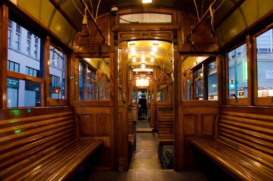 Trolley Tennessee William Woodward