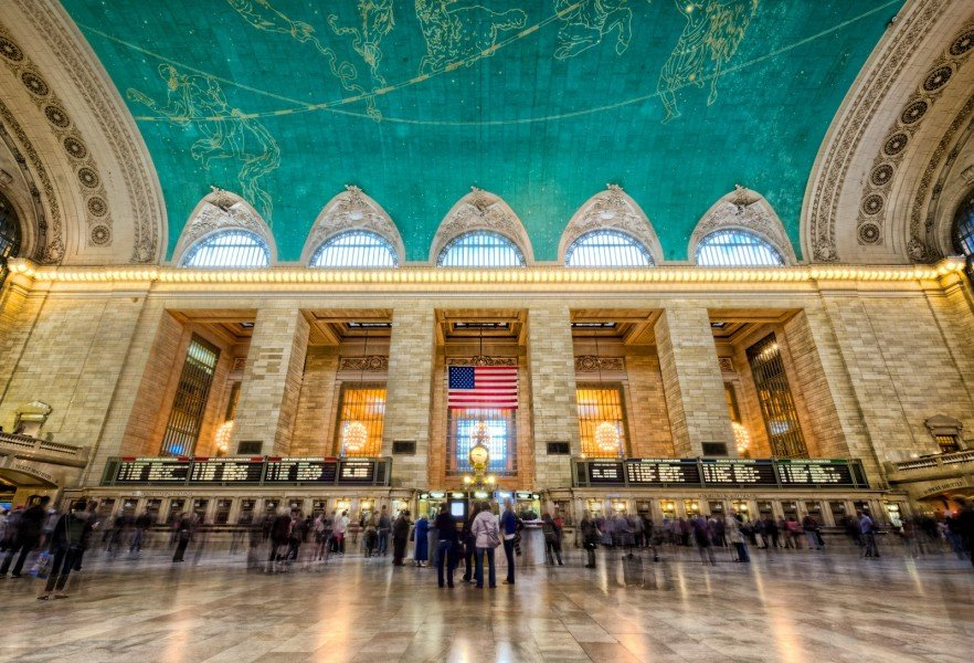Grand Central NYC William Woodward