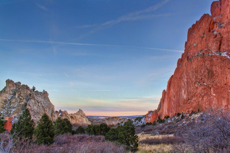 Red Rock Colorado William Woodward
