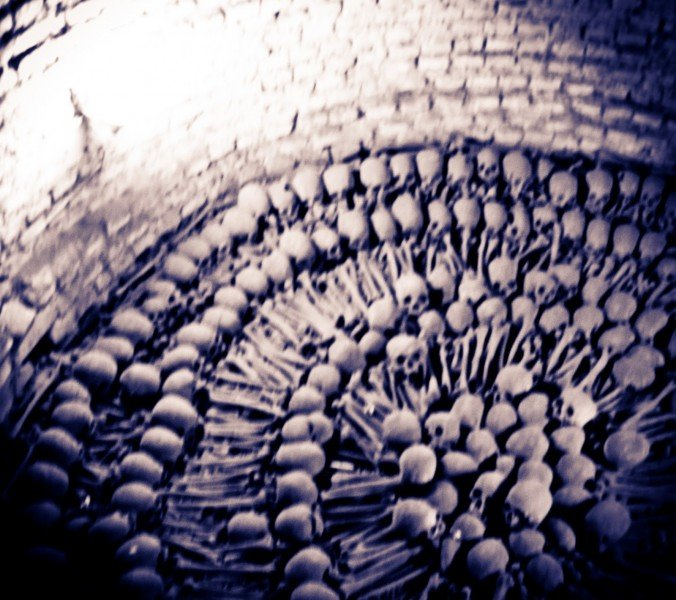 Skeletons Peru William Woodward