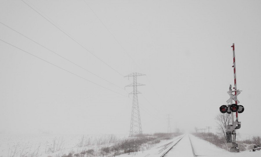 Winter Whiteout 2 Illinois William Woodward