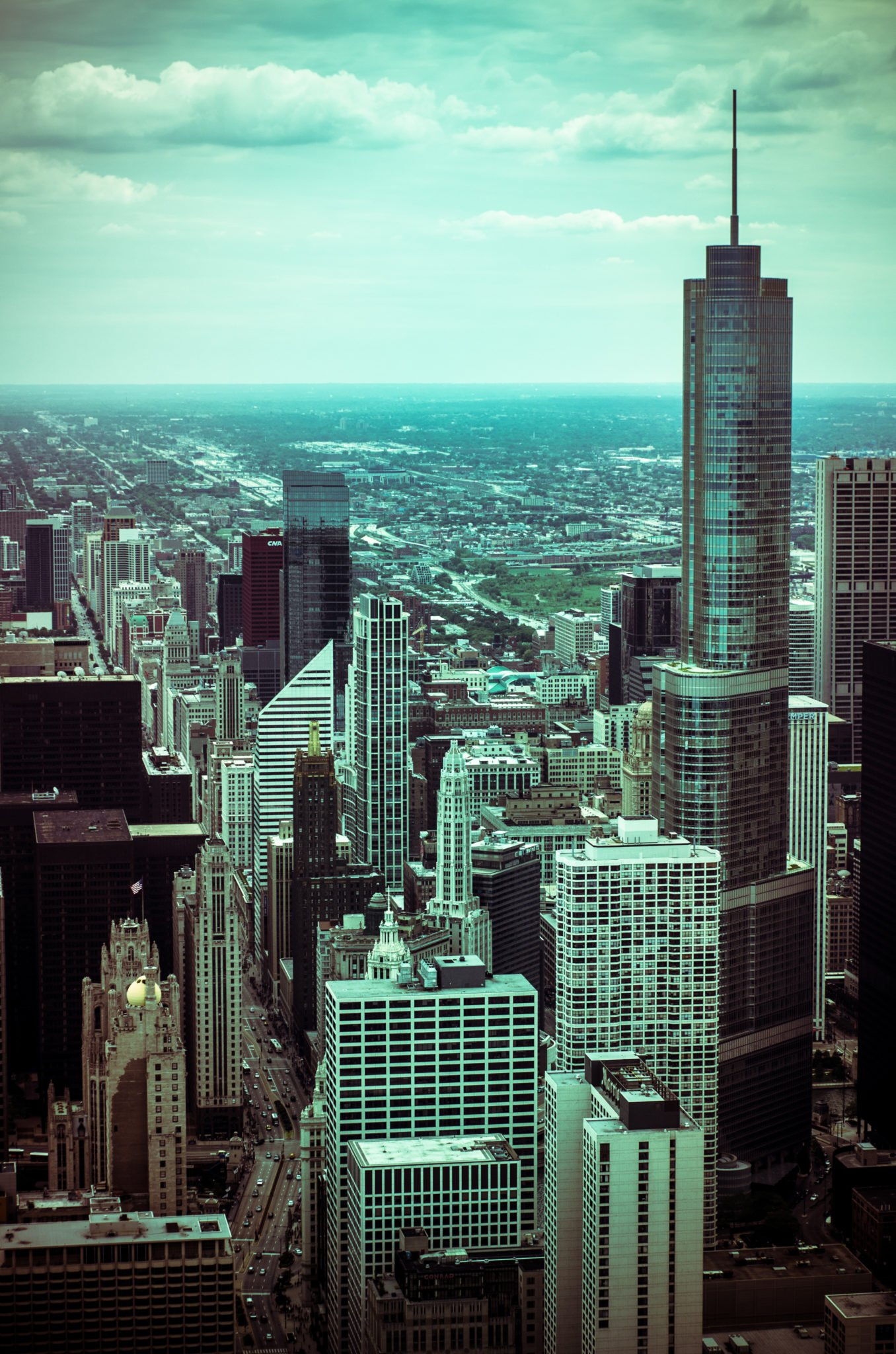 70s landscape chicago illinois where to willie for Chicago landscape