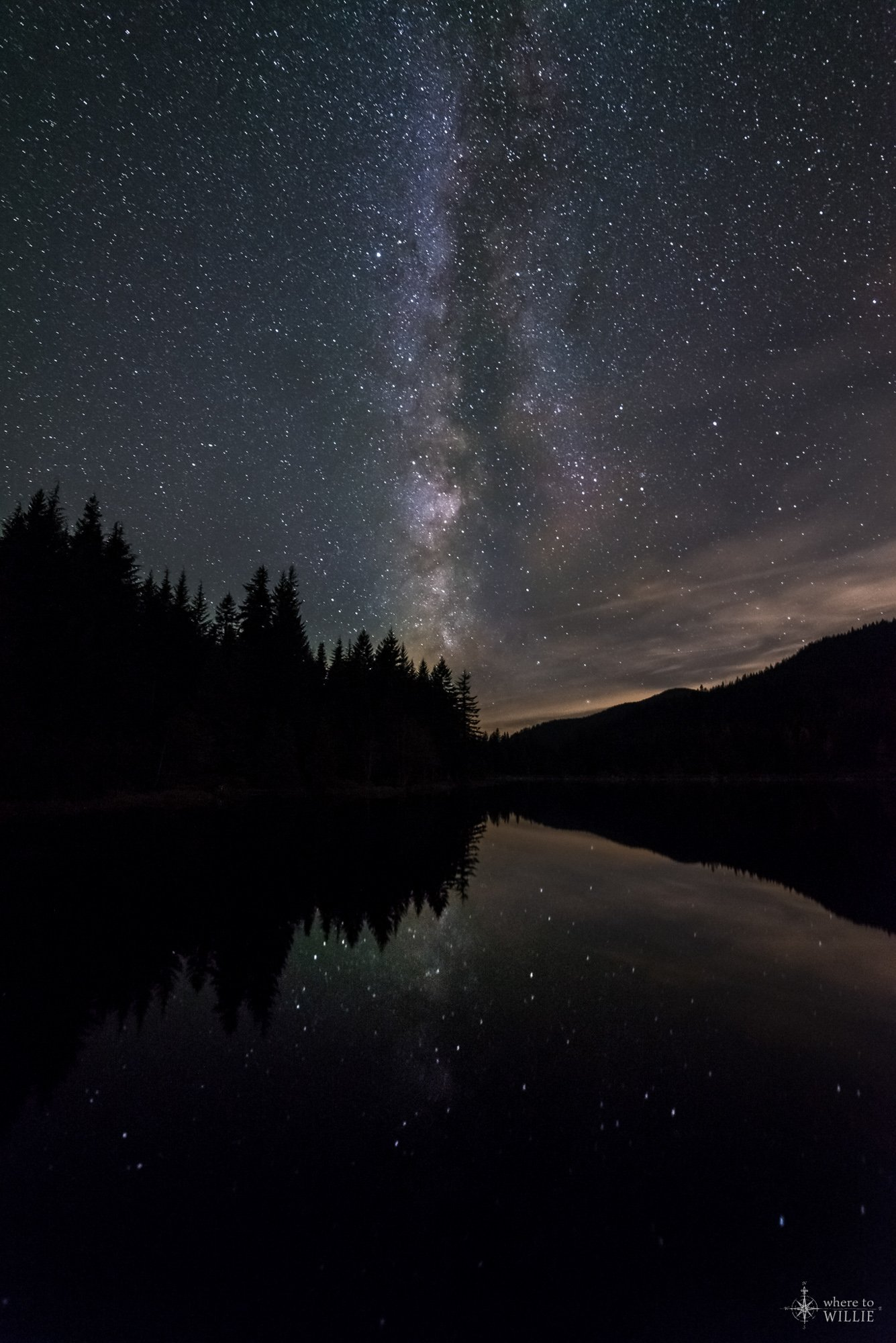 The Star System: The Night Sky - Stars And The Milky Way