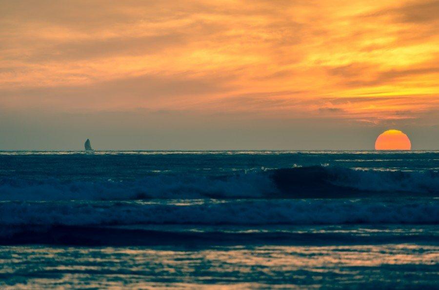 The Tide Oceanside California William Woodward