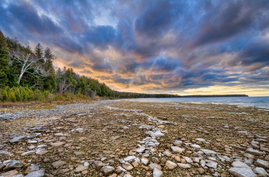 S Curve Peninsula William Woodward