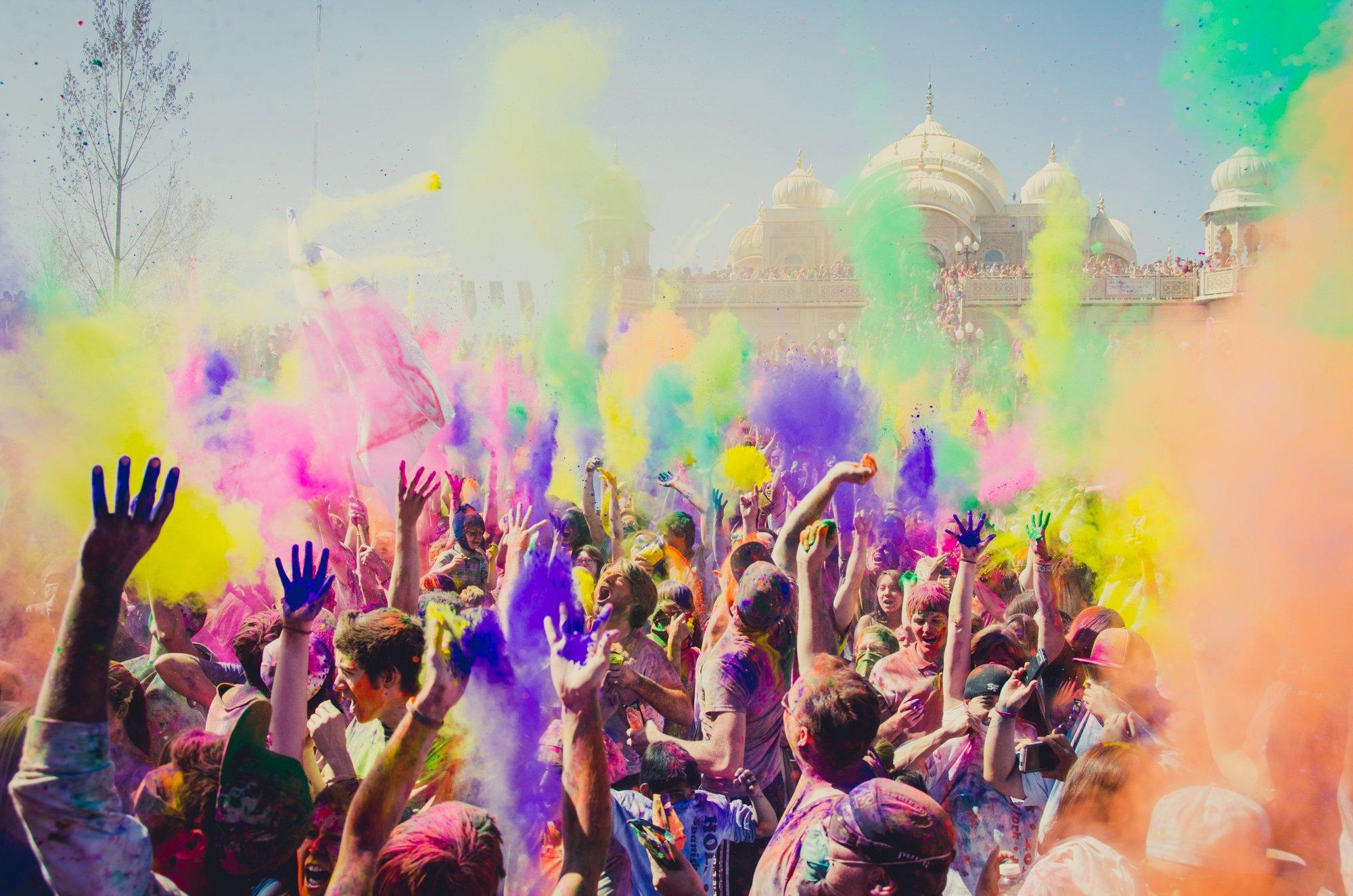 Image Result For Holi Color Powder
