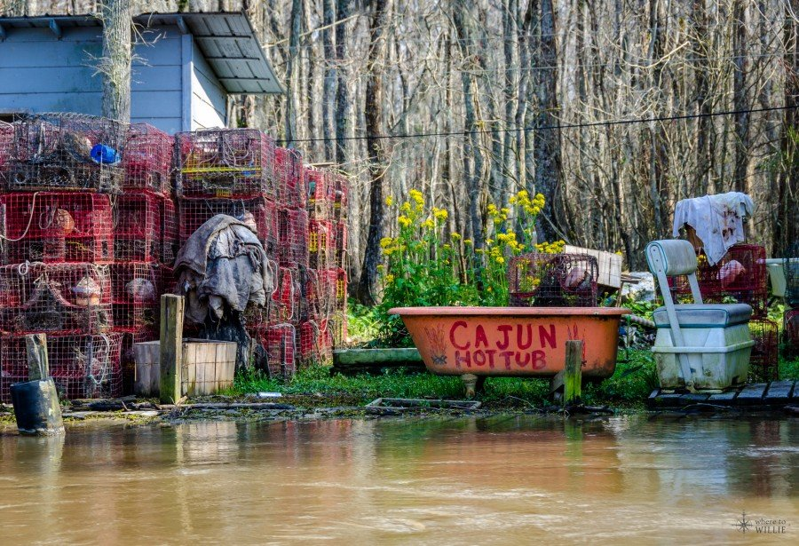 Cajun Hot Tub William Woodward