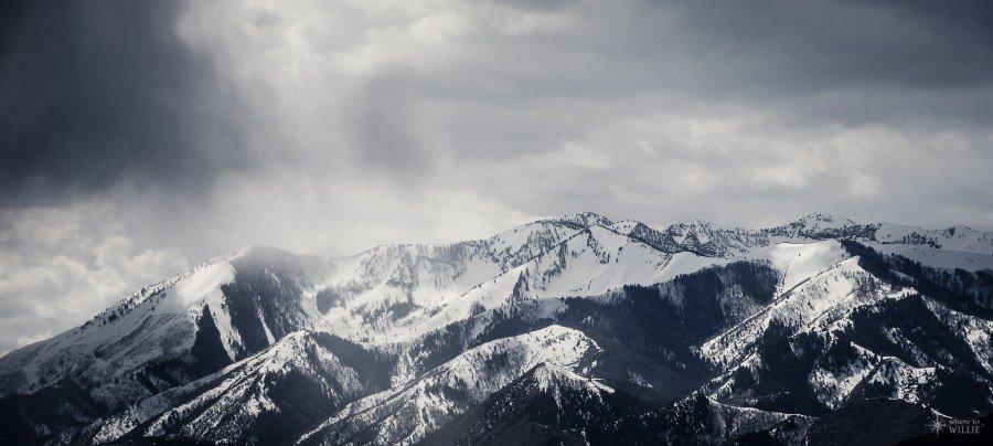 Mountain William Woodward