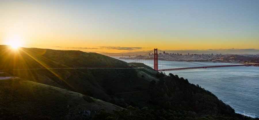 Morning San Francisco William Woodward