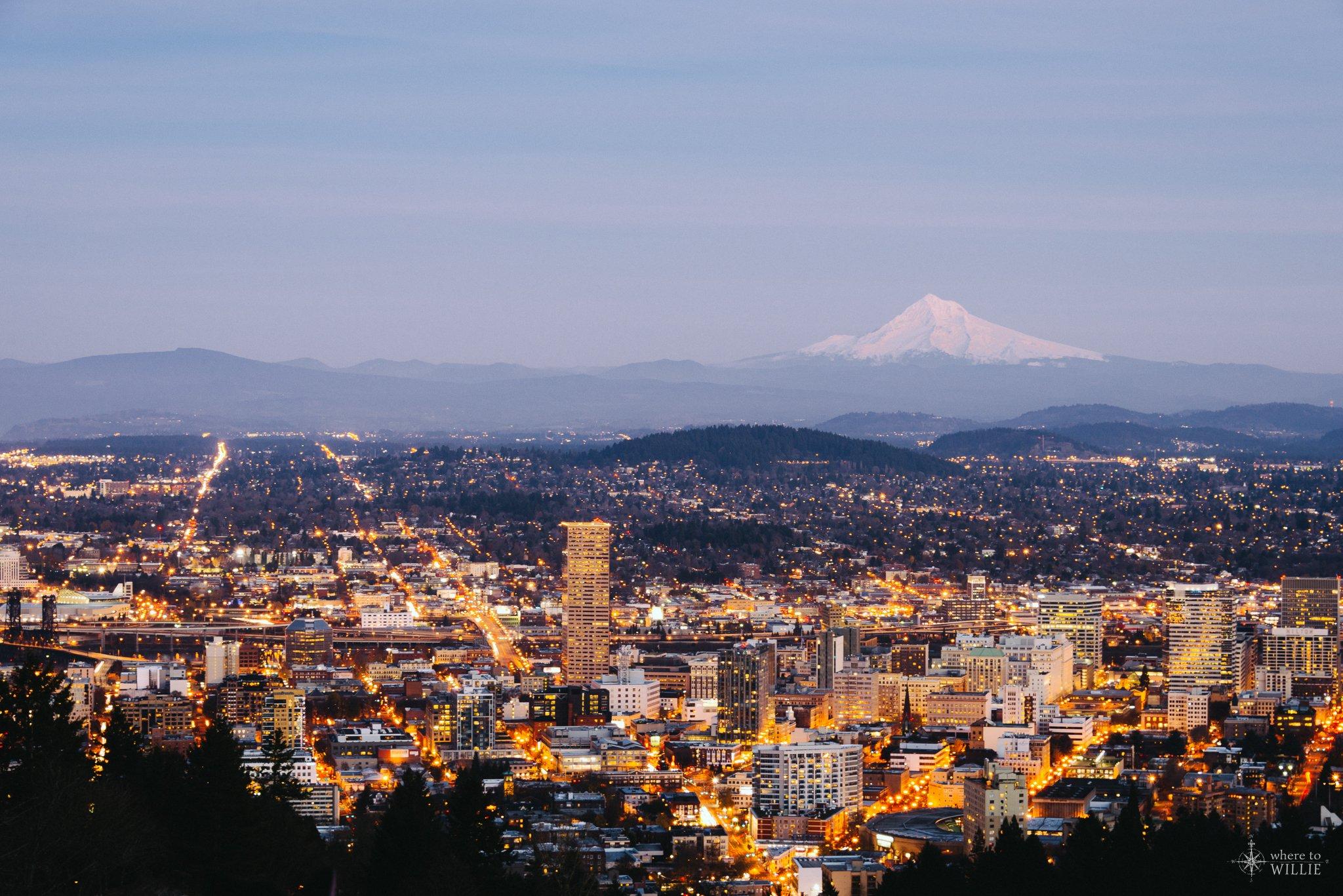 Portland Where To Willie