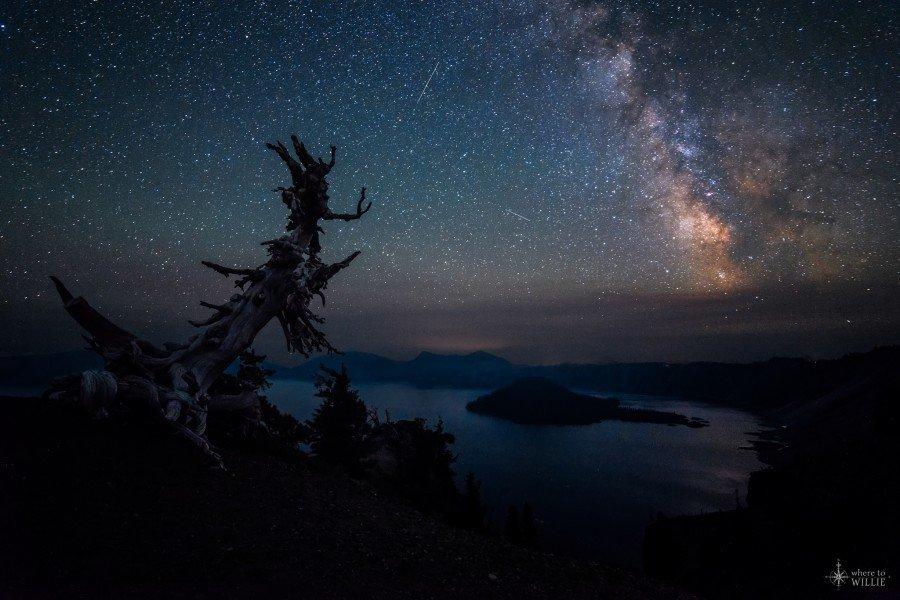 Run Away With Me - Crater Lake NP, Oregon