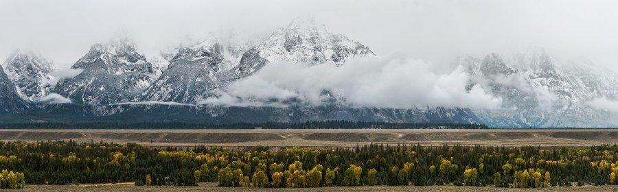 grand teton panoramic william woodward