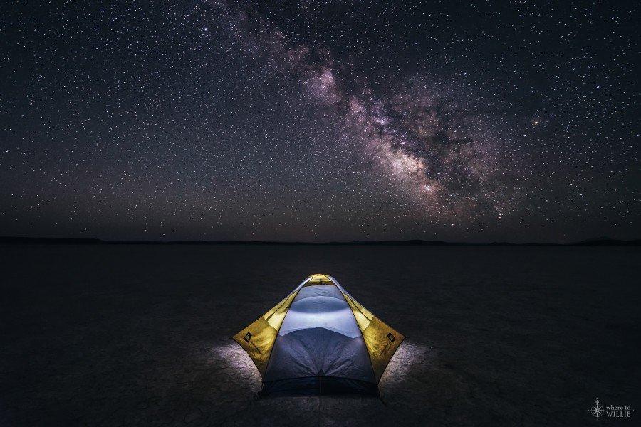 Lost in the Night - Alvord Desert - Princeton, Oregon