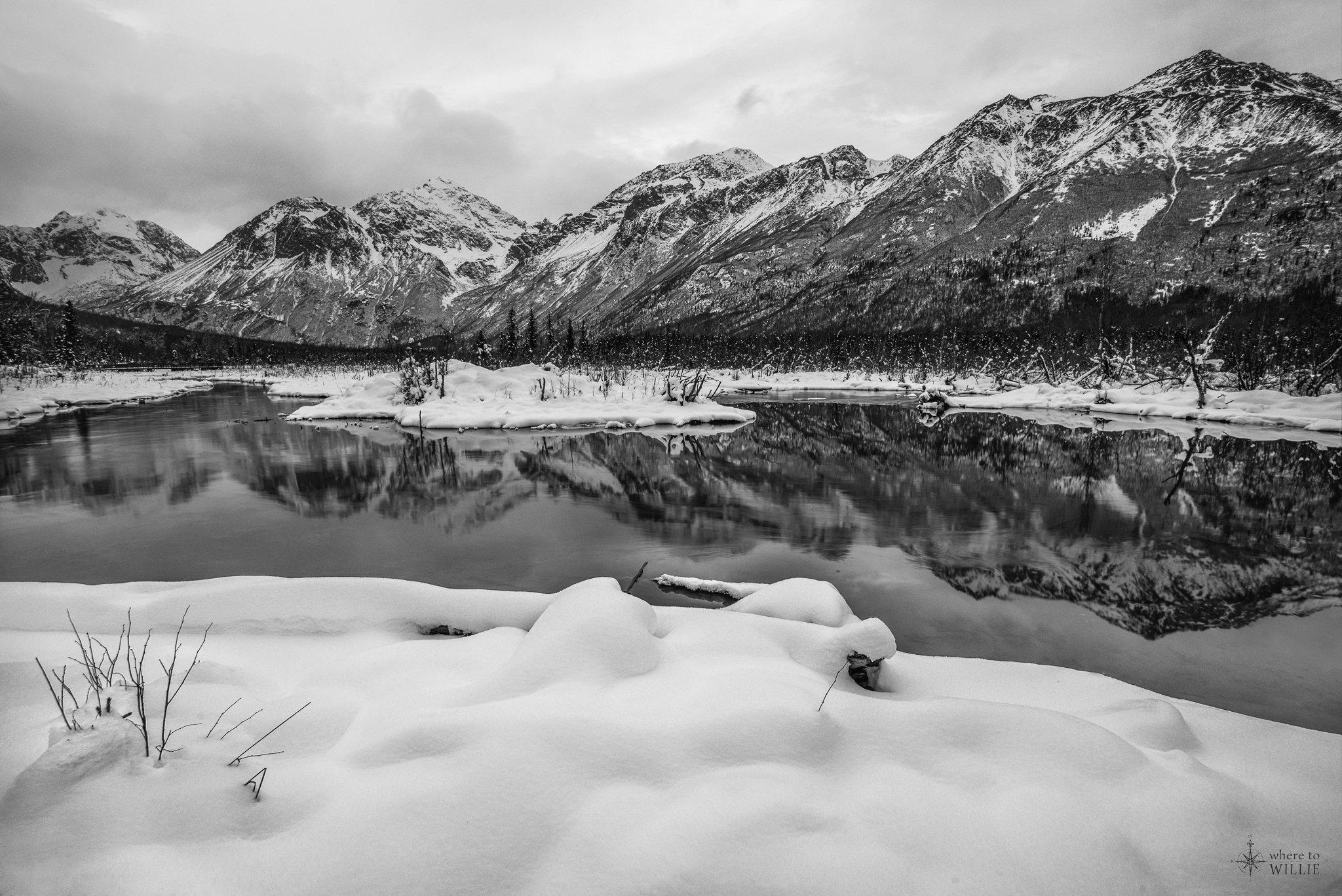 The Mirror - Eagle River - Anchorage, Alaska