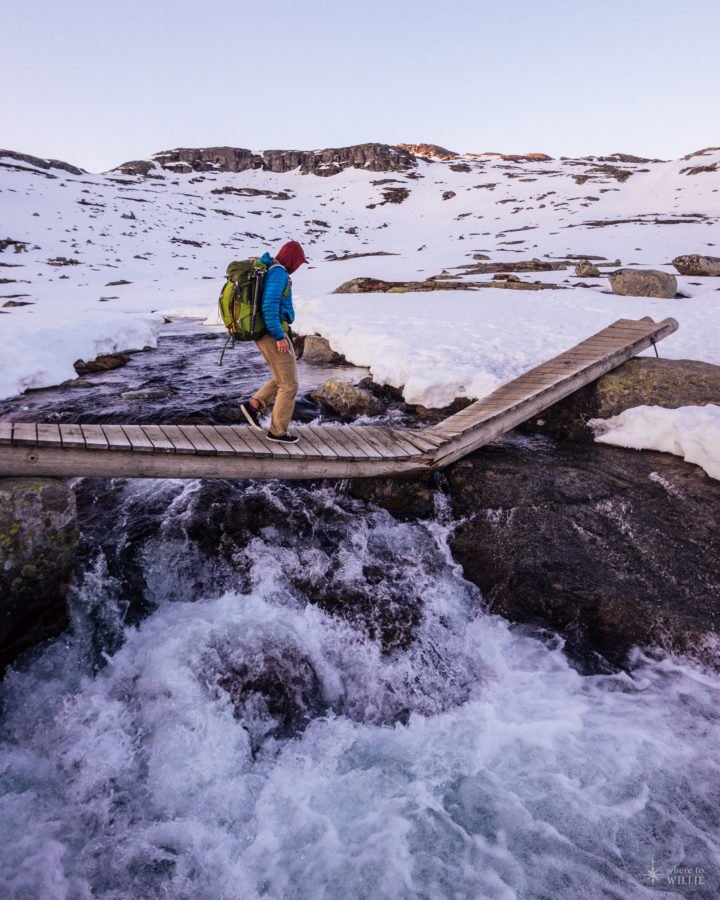 Cold Water Crossing